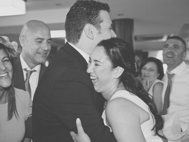 La boda de Alberto y Verónica en Gijón, Asturias 43