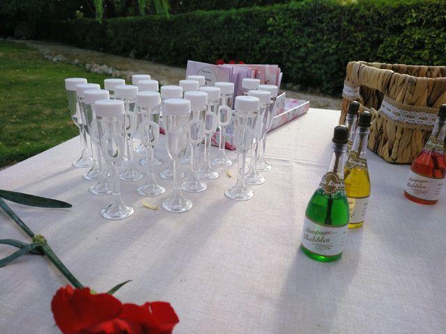 La boda de Noelia  y Marga  en Chinchon, Madrid 2