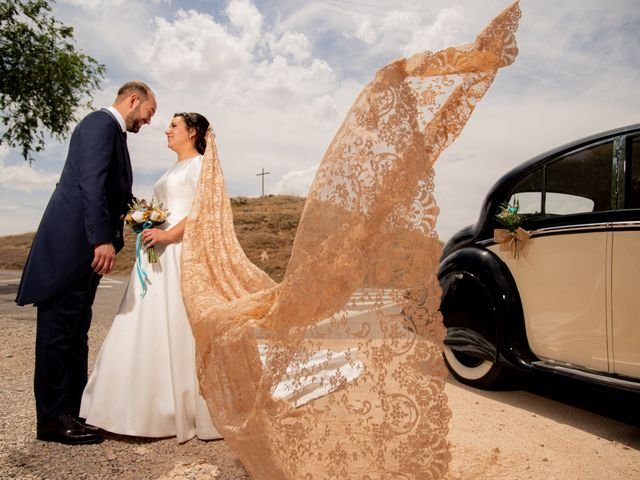 La boda de Arancha y Rubén