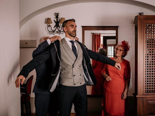 La boda de Chispi y Adara en Antequera, Málaga 16