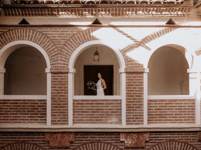 La boda de Chispi y Adara en Antequera, Málaga 39