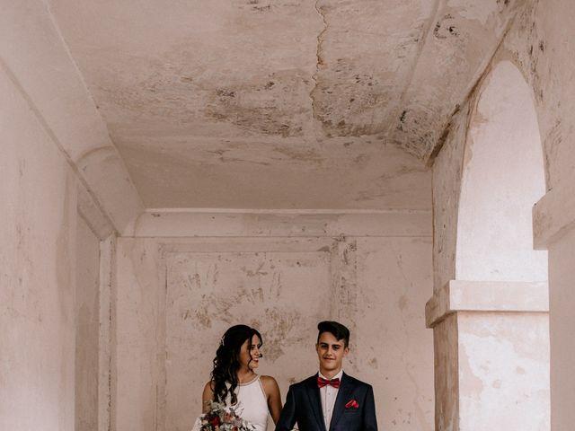 La boda de Chispi y Adara en Antequera, Málaga 40