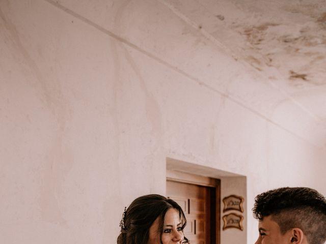 La boda de Chispi y Adara en Antequera, Málaga 42