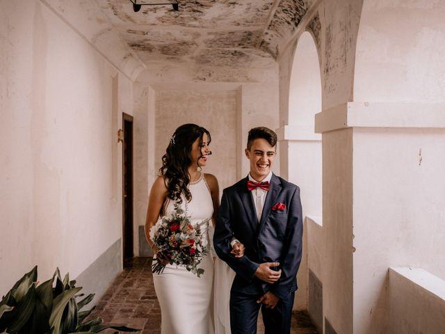 La boda de Chispi y Adara en Antequera, Málaga 43