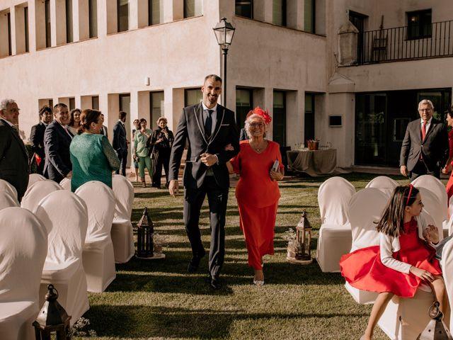 La boda de Chispi y Adara en Antequera, Málaga 48