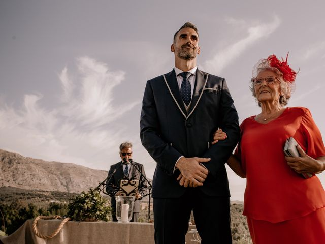 La boda de Chispi y Adara en Antequera, Málaga 50