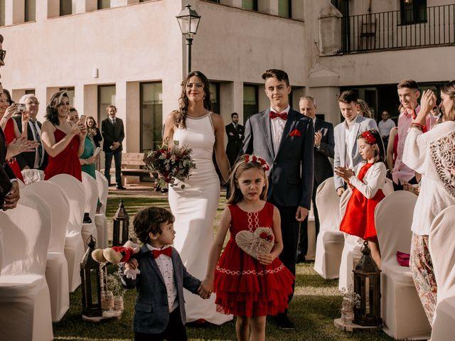La boda de Chispi y Adara en Antequera, Málaga 51