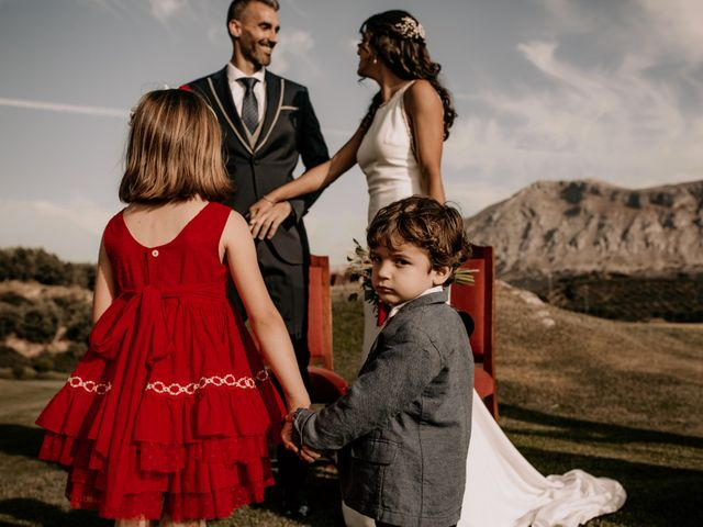 La boda de Chispi y Adara en Antequera, Málaga 54