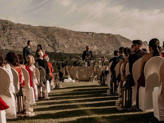 La boda de Chispi y Adara en Antequera, Málaga 55