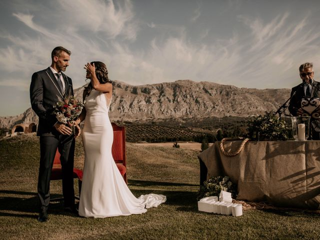 La boda de Chispi y Adara en Antequera, Málaga 56
