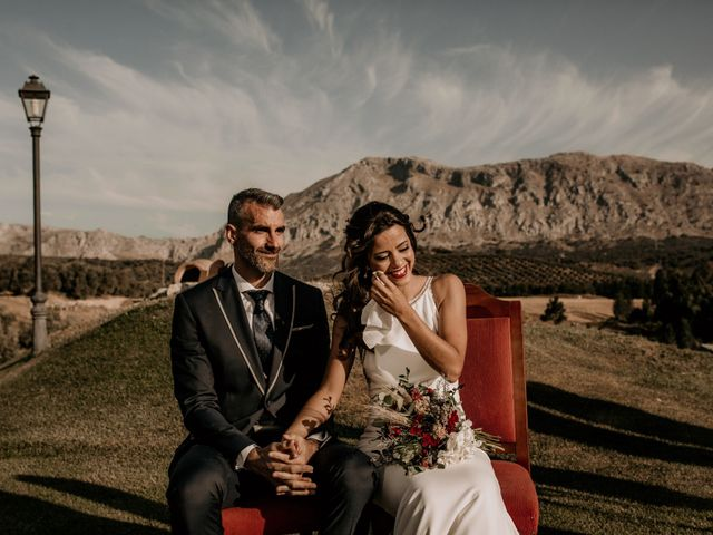 La boda de Chispi y Adara en Antequera, Málaga 57