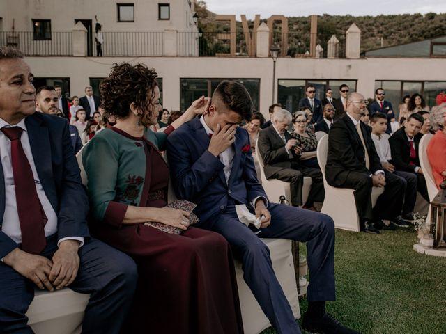 La boda de Chispi y Adara en Antequera, Málaga 58