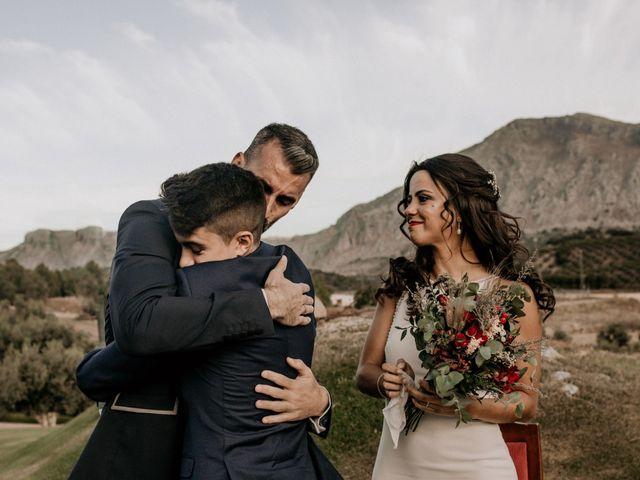 La boda de Chispi y Adara en Antequera, Málaga 63