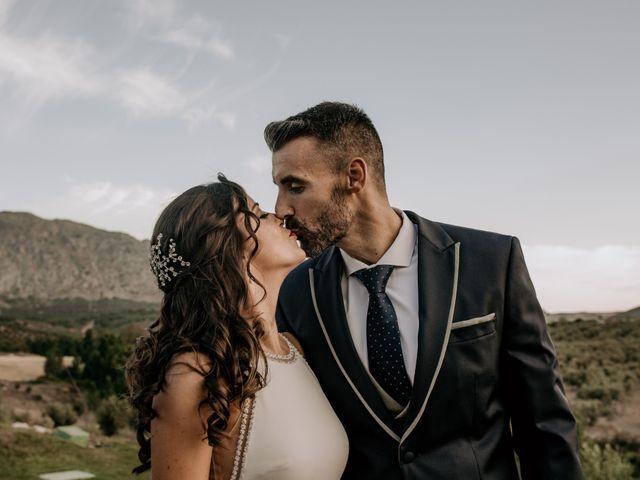 La boda de Chispi y Adara en Antequera, Málaga 64