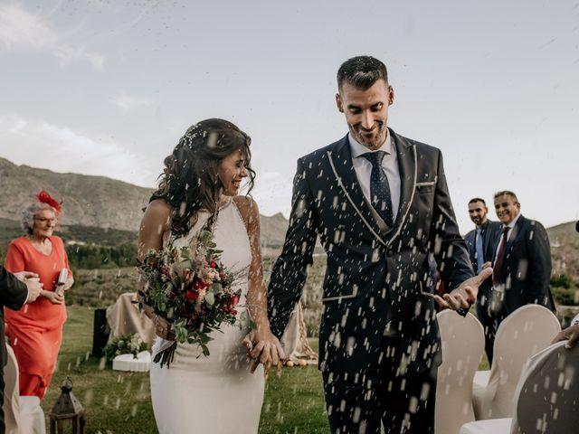 La boda de Chispi y Adara en Antequera, Málaga 65