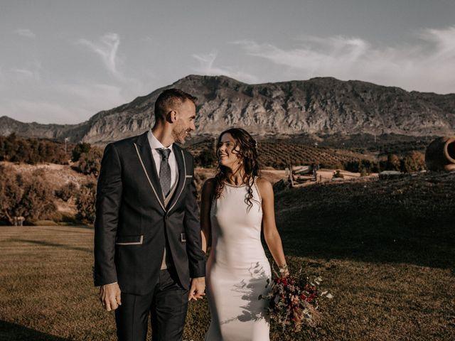 La boda de Chispi y Adara en Antequera, Málaga 71