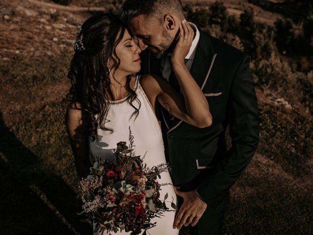 La boda de Chispi y Adara en Antequera, Málaga 73
