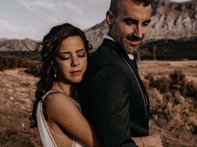 La boda de Chispi y Adara en Antequera, Málaga 78