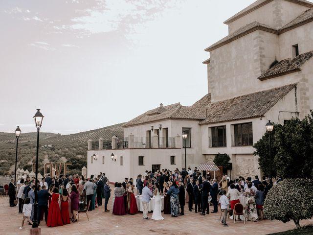 La boda de Chispi y Adara en Antequera, Málaga 79