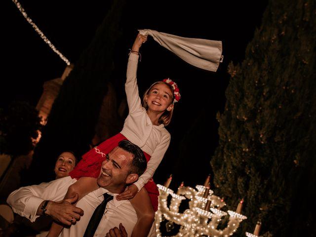 La boda de Chispi y Adara en Antequera, Málaga 95