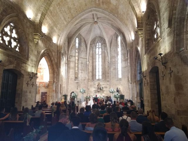 La boda de Bárbara y Jose Alberto en Valencia, Valencia 5