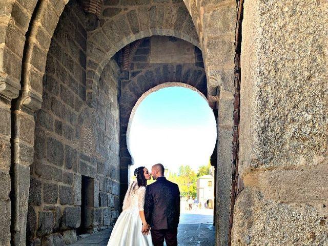 La boda de Roberto y Thais en Magan, Toledo 1