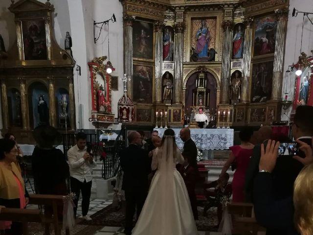 La boda de Roberto y Thais en Magan, Toledo 2