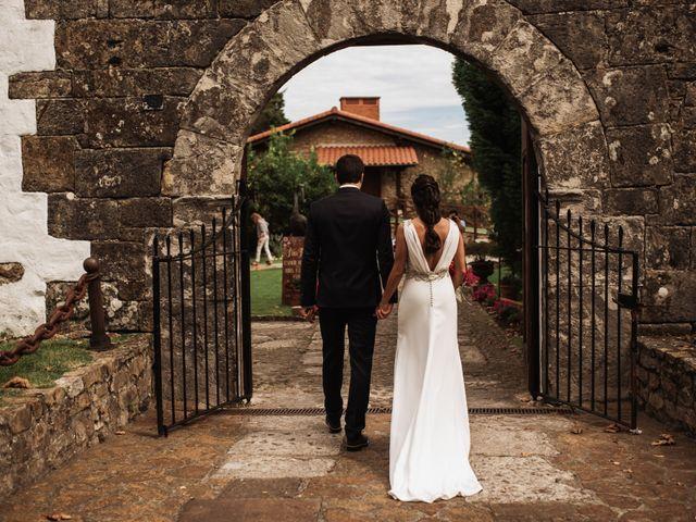 La boda de Javier y Jimena en Suances, Cantabria 14