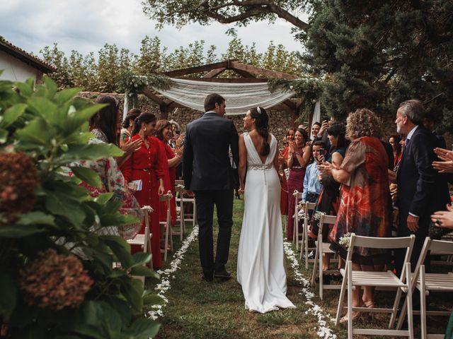 La boda de Javier y Jimena en Suances, Cantabria 17