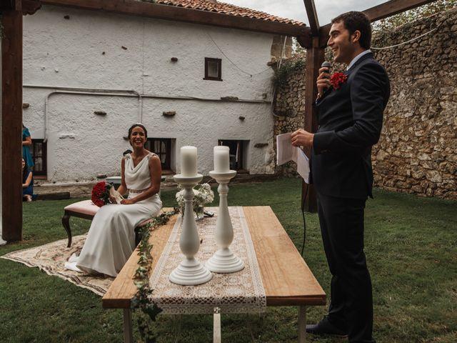 La boda de Javier y Jimena en Suances, Cantabria 18