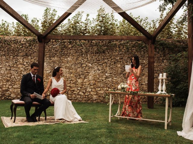 La boda de Javier y Jimena en Suances, Cantabria 19