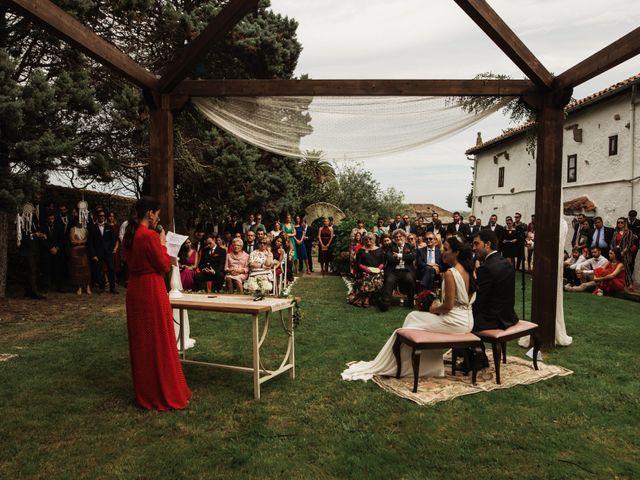 La boda de Javier y Jimena en Suances, Cantabria 21