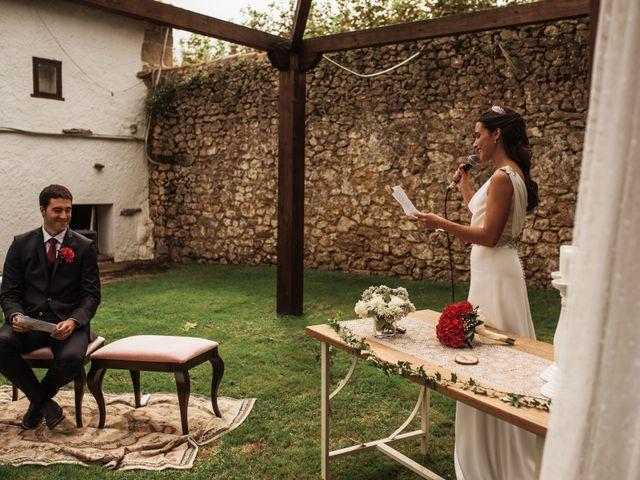 La boda de Javier y Jimena en Suances, Cantabria 22