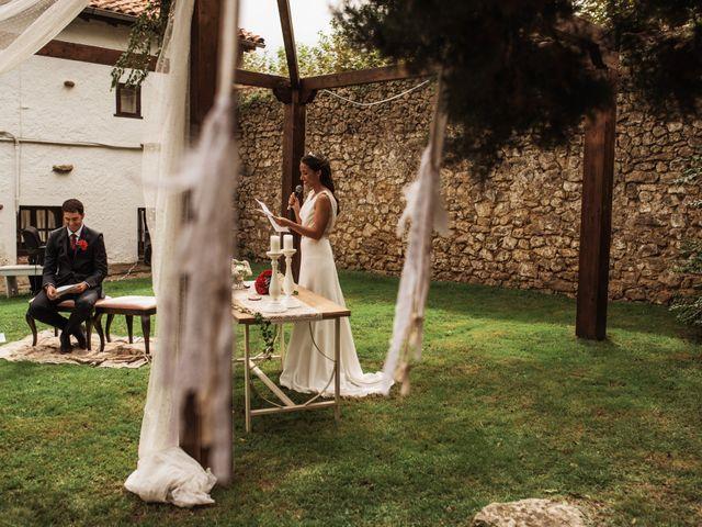 La boda de Javier y Jimena en Suances, Cantabria 23