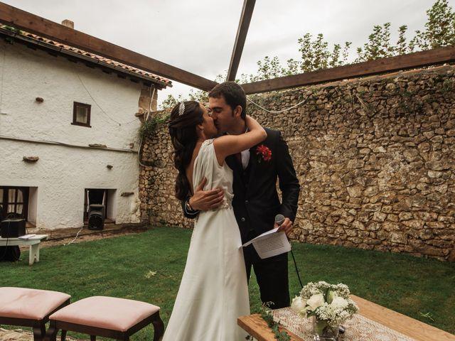 La boda de Javier y Jimena en Suances, Cantabria 24
