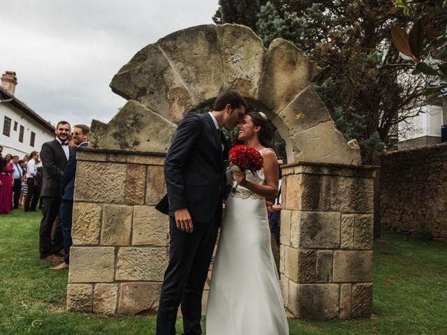 La boda de Javier y Jimena en Suances, Cantabria 26