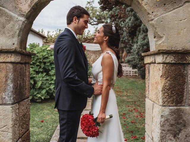 La boda de Javier y Jimena en Suances, Cantabria 27
