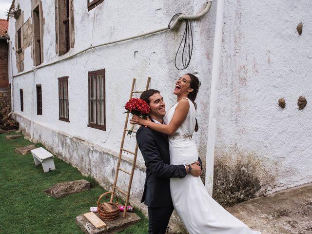 La boda de Javier y Jimena en Suances, Cantabria 28