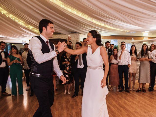 La boda de Javier y Jimena en Suances, Cantabria 40