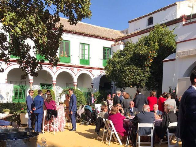 La boda de Daniel y Rosalía en Sevilla, Sevilla 22