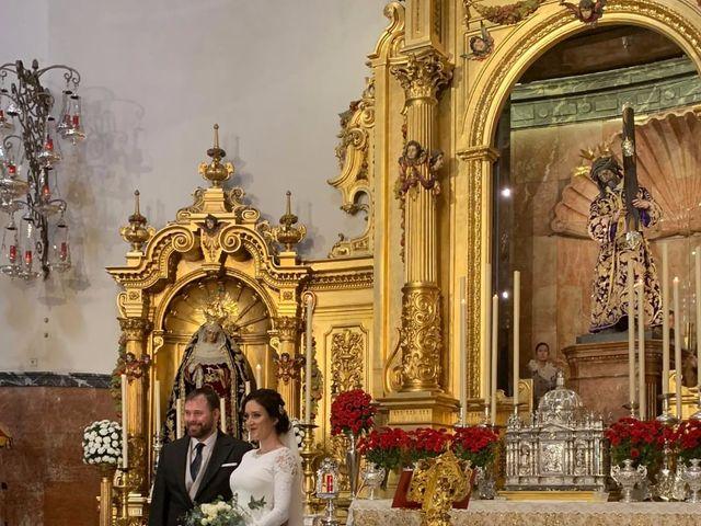 La boda de Daniel y Rosalía en Sevilla, Sevilla 19