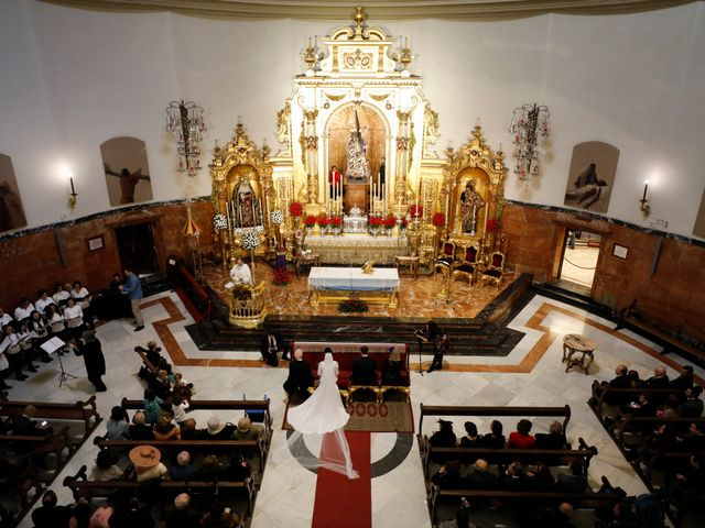La boda de Daniel y Rosalía en Sevilla, Sevilla 11