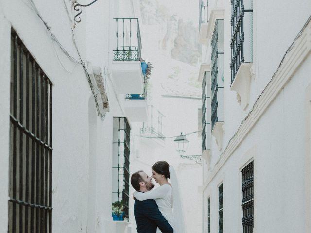 La boda de Juanma y Mariola en Ubrique, Cádiz 3