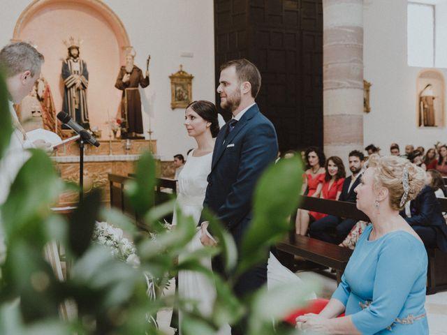 La boda de Juanma y Mariola en Ubrique, Cádiz 12