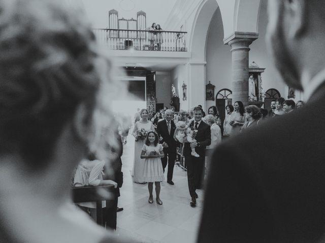 La boda de Juanma y Mariola en Ubrique, Cádiz 13