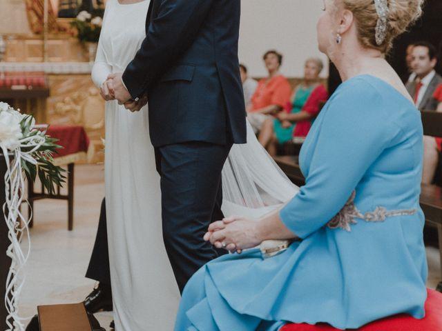 La boda de Juanma y Mariola en Ubrique, Cádiz 16
