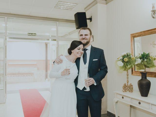 La boda de Juanma y Mariola en Ubrique, Cádiz 23