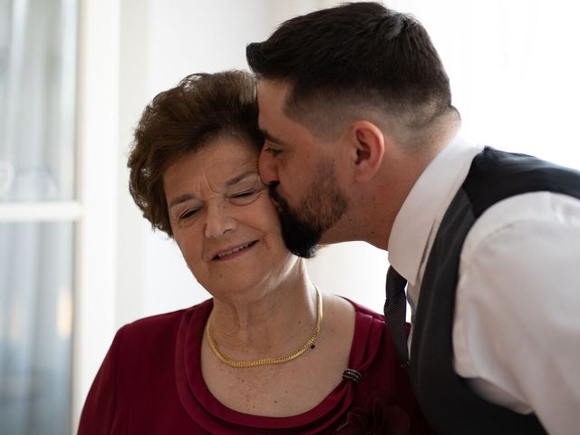 La boda de Daniel y Neus en Oleiros, A Coruña 10