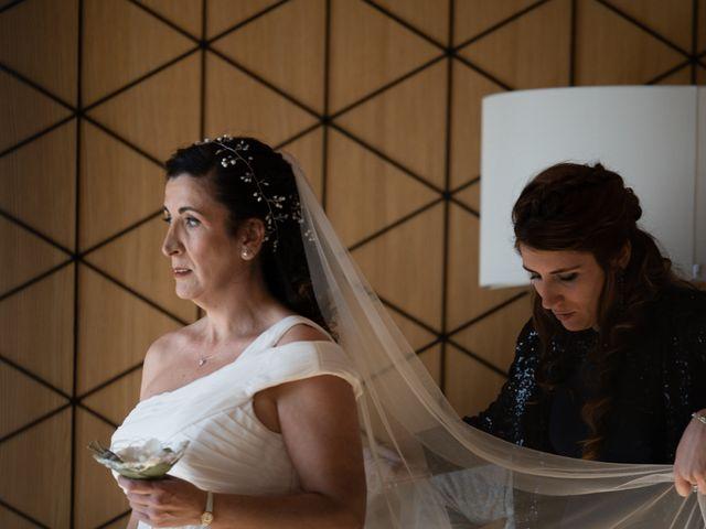 La boda de Daniel y Neus en Oleiros, A Coruña 14
