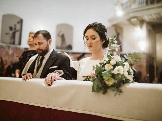 La boda de Daniel y Rosalía en Sevilla, Sevilla 15